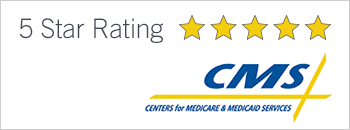 5-star CMS rating button