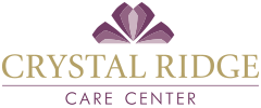 crystal ridge care center logo