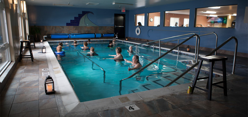 Outpatient Aquatic Therapy and Wellness - Sandy Health and Rehab