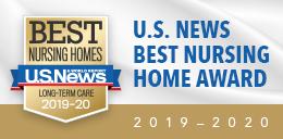US News long term badge