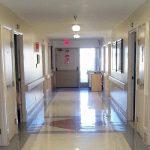 Clean, Empty Hallway
