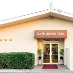 San Jacinto Healthcare Entrance