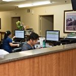 San Jacinto nurses station