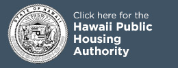 Hawaii Public Housing Authority button