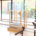 physical therapy stairs and exercise equipment
