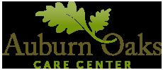 Auburn Oaks Care Center logo