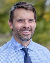 Matt Taylor Administrator of River Valley