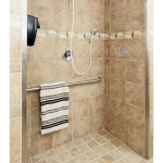 handicapped accessible shower