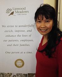 Director of Nursing, Cecilia