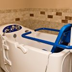 walk-in therapy bathtub