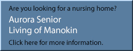 Are you looking for a nursing home button