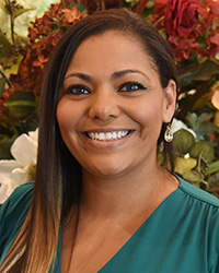 Cosette Munoz Social Services Director