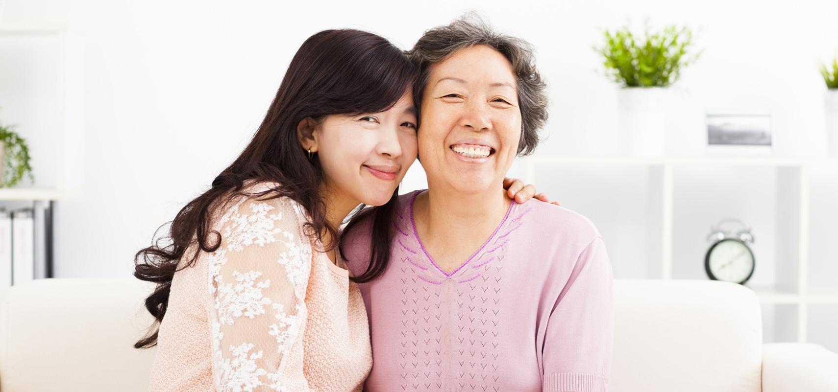 買保險給母親最佳的禮物