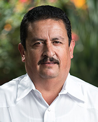 Manuel Del Real, Director of Environmental Services