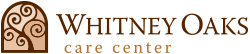 whitney oaks care center logo