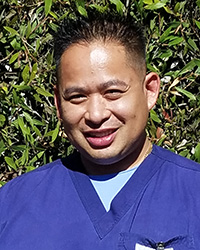 Raymundo Jr., Fernando Mendoza, Lead Respiratory Therapist