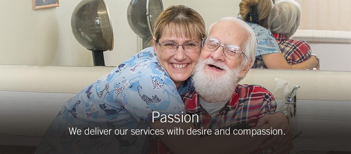 Passion slider
