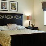 Resident's bedroom