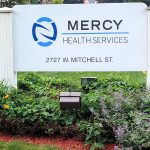 mercy front sign