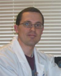 Director of Speech Pathology Matt Parson