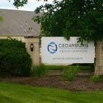 Cedarburg sign