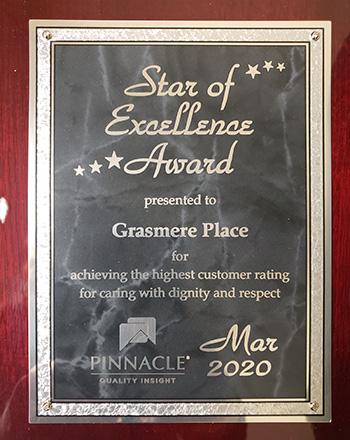 Pinnacle Quality award 2020