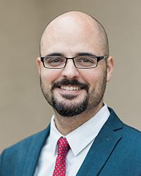 Benton Collins, Administrator