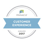 Customer Experince 2017 Award