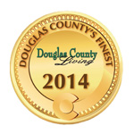 Douglas County's Finest 2014 Award
