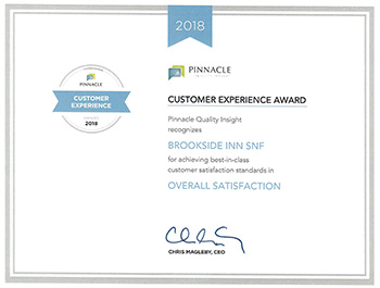 Pinnacle Overall Quality Award 2018
