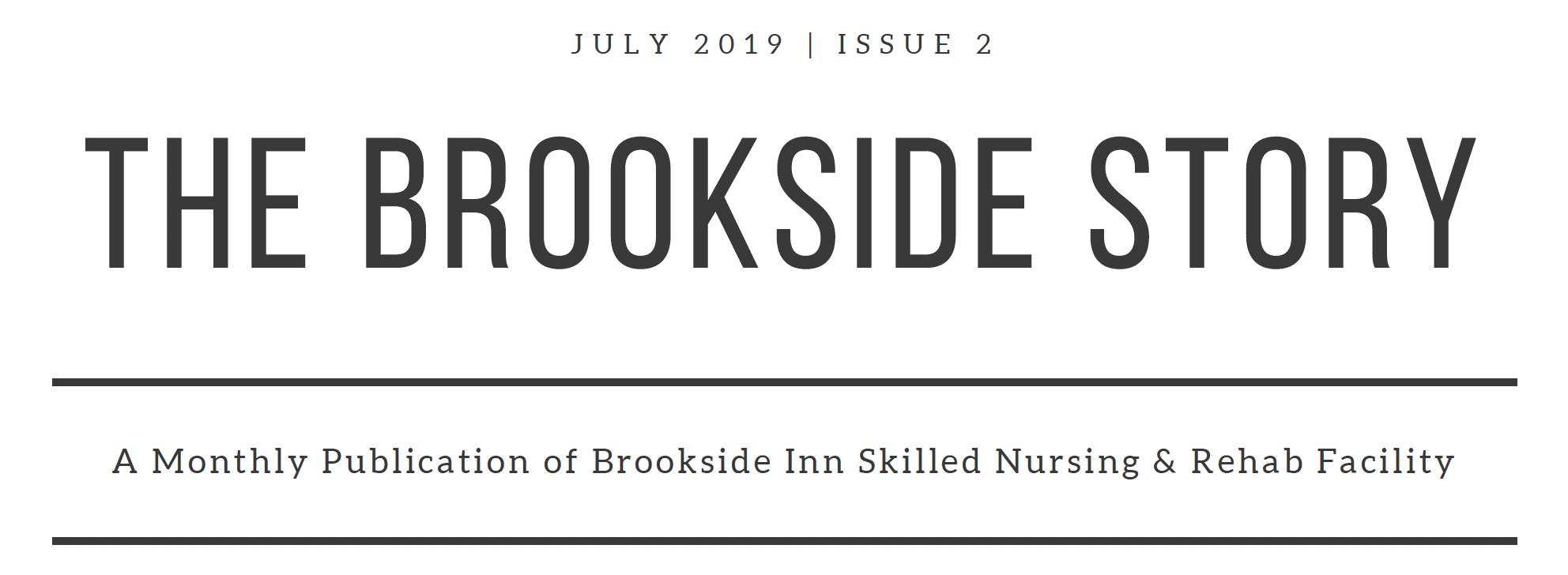 The Brookside Inn Story banner