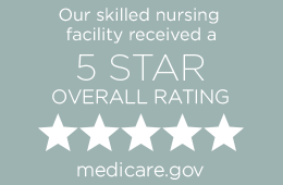 5-star overall medicare rating button