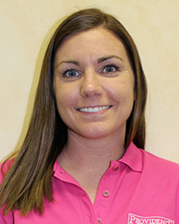 Leigh Ann Hagen, RN Restorative Nurse