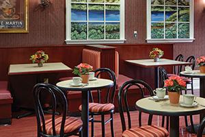 Casual dining banquets at Valhalla