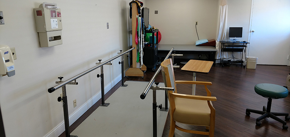 parallel exercise bars and exercise equipment