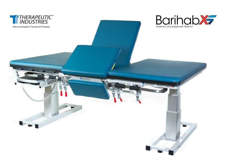 photo of therapeutic table