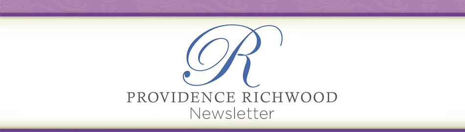 Providence Richwood Newsletter