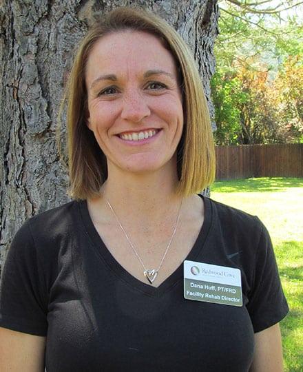 Dana Huff-Facility Rehab Director
