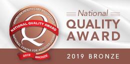 National Quality Award 2019 Bronze