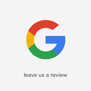 Leave us a Review button