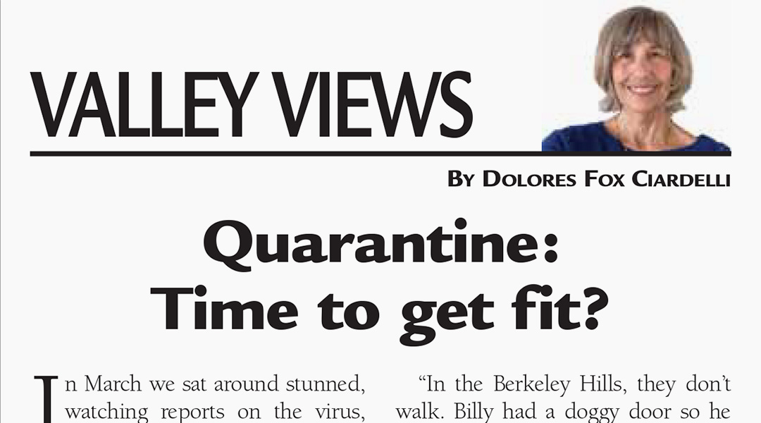 Valley News headline