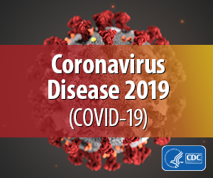Coronavirus Badge 300