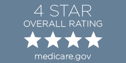 4 star overall medicare button