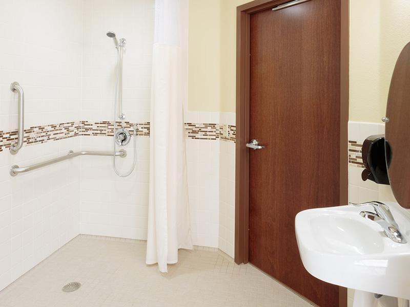 Canyon vista residential bathroom