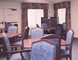 Lowell Place dining room