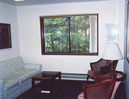 Marymount Manor sitting area