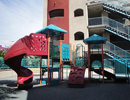 Rio Vista outdoor playground