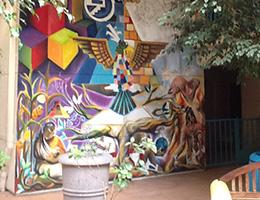 Rio Vista mural