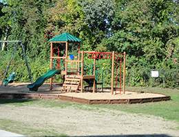 Riverside Village playground
