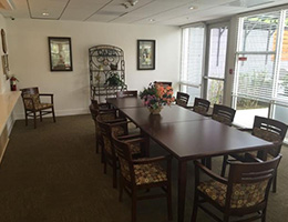 West Valley meeting room
